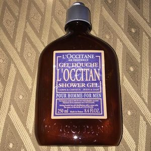 L'occitane shower gel (brand new)